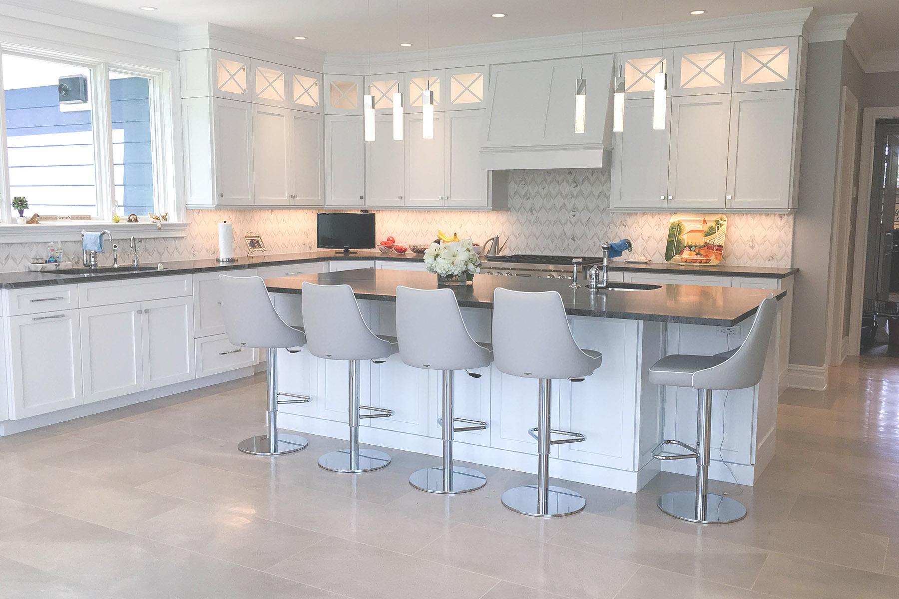 Kitchen <br> Design